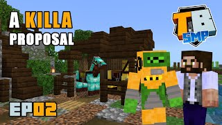 A Killa Proposal | Truly Bedrock Season 2 [02] | Minecraft Bedrock Edition SMP