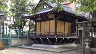 新小岩香取神社---東京都江戸川区