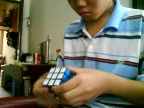 Solves Rubik