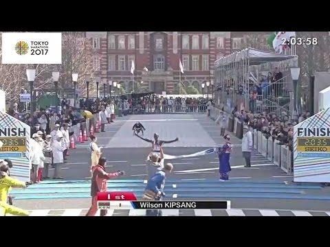 Tokyo Marathon 2017 - 2:03:58 - Wilson Kipsang