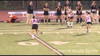 Girl's High School Varsity Field Hockey: Bedford Bulldogs Vs Keene Blackbirds  (10/07/13)