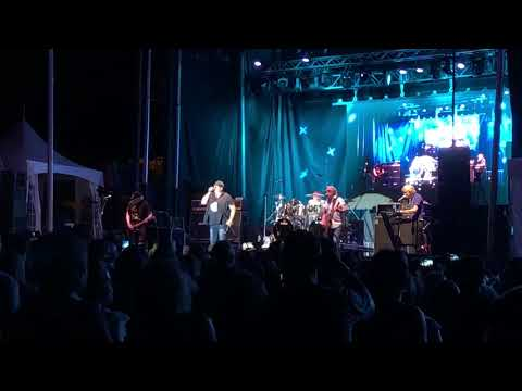 Loverboy performing Turn Me Loose at the Kemptville Live Music Festival July 20 2018