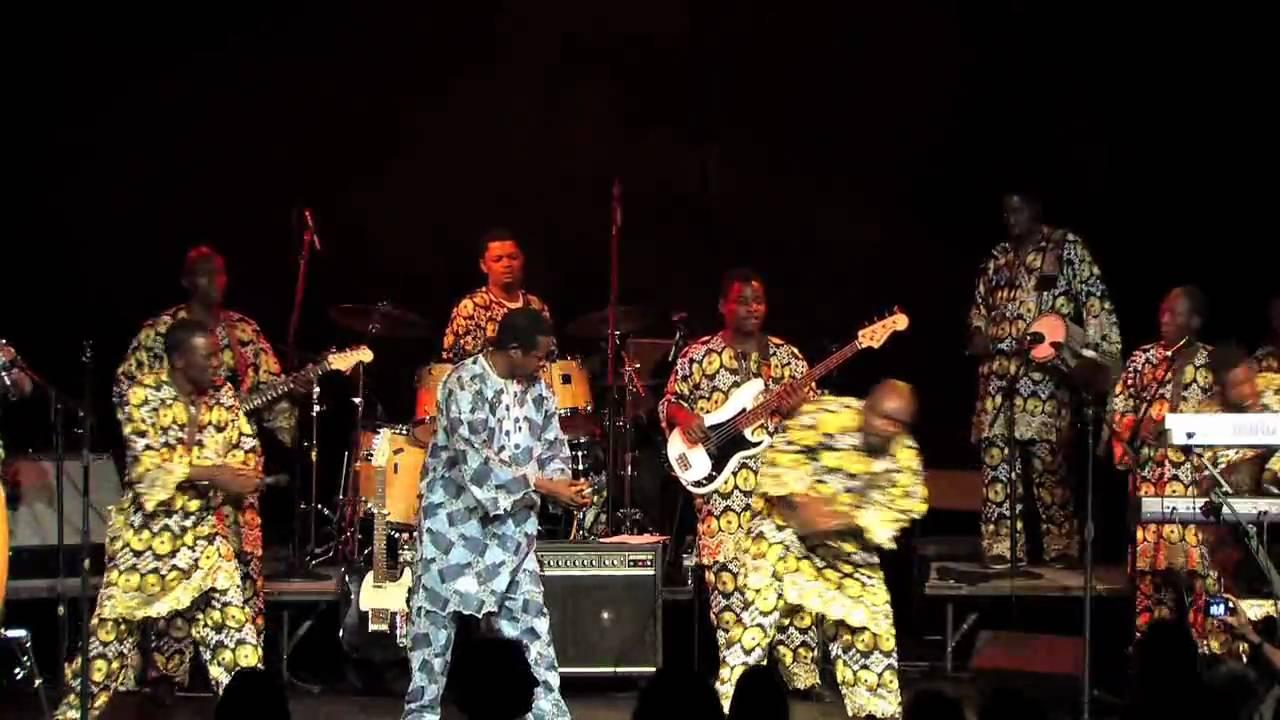 King Sunny Ade & His African Beats - Iyi Ti Odidere Ni (Live on KEXP)