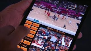 iPads With Instant Replays Transforming the NBA