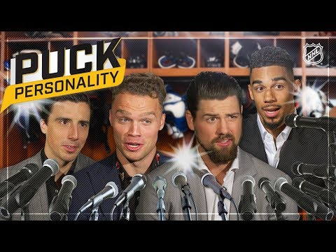 Bob McLaughlin - NHL players reveal their favorite cliche' answers