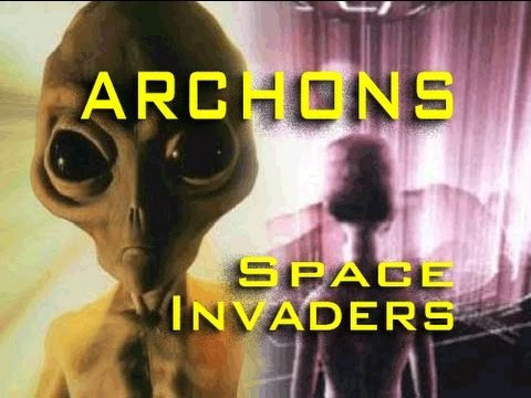 THE ARCHONS - Alien Invaders From Space - FEATURE FILM poster