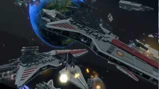 Star Wars VS Halo Alpha 1.0.0.4 Trailer