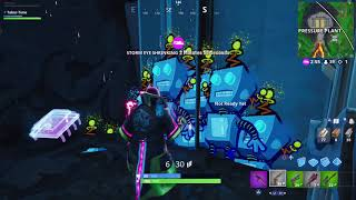 Accessible With Bot Spray Inside A Robot Factory - FORTNITE FORTBYTE #52 LOCATION