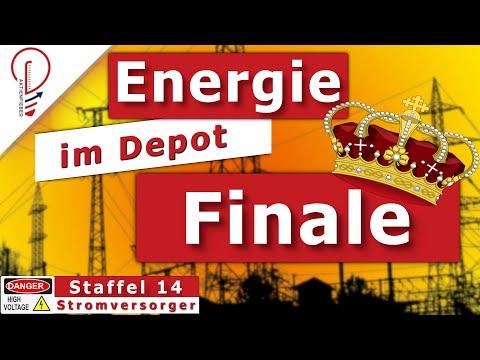 Staffelfinale / Energie im Depot / American Electric Power, Nextera Energy, RWE, Iberdrola