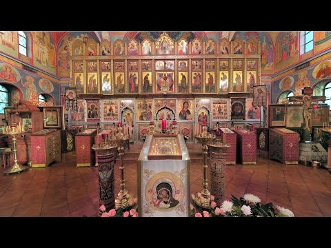 2017.04.13. Great Thursday. Matins with the Readings of the Lord's Passion  (English/Slavonic)