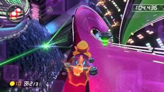Electrodrome - 1:55.508 - おまえモナー (Mario Kart 8 World Record)
