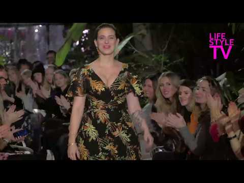 Lena Hoschek Fashion Show Fall/Winter 2018/19