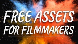 Free Assets for Filmmakers