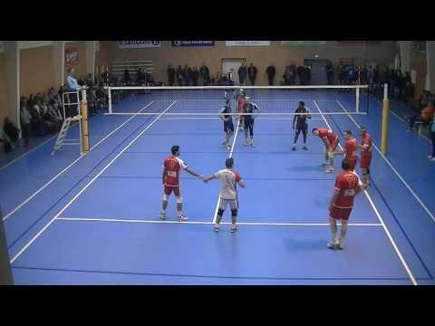 VC BELLAING/PORTE DU HAINAUT - AL CAUDRY VOLLEY-BALL 14/02/16
