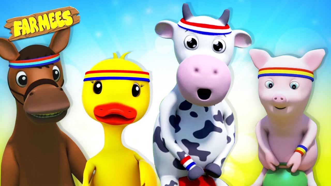 Download Jump A Bub Bub - Exercise Song   Nursery Rhymes & Songs for Kids