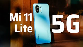 Mở hộp Xiaomi Mi 11 Lite 5G: Máy 10 triệu có 5G