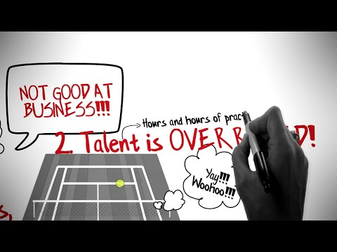 OUTLIERS BY MALCOLM GLADWELL ANIMATED BOOK REVIEW