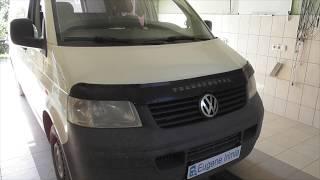 Volkswagen Transporter 5 - Не работает габарит