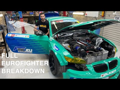 IN-DEPTH Review of my *900BHP* BMW E92 Eurofighter