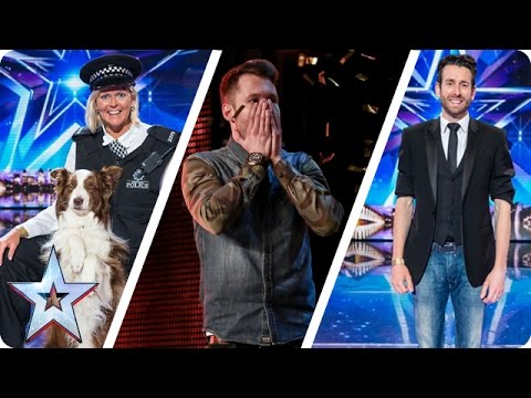 The Best of Britain's Got Talent 2015! | Including Auditions, Semi-Final & The Final!
