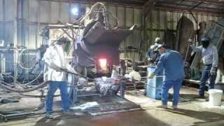 producing splash copper globe az