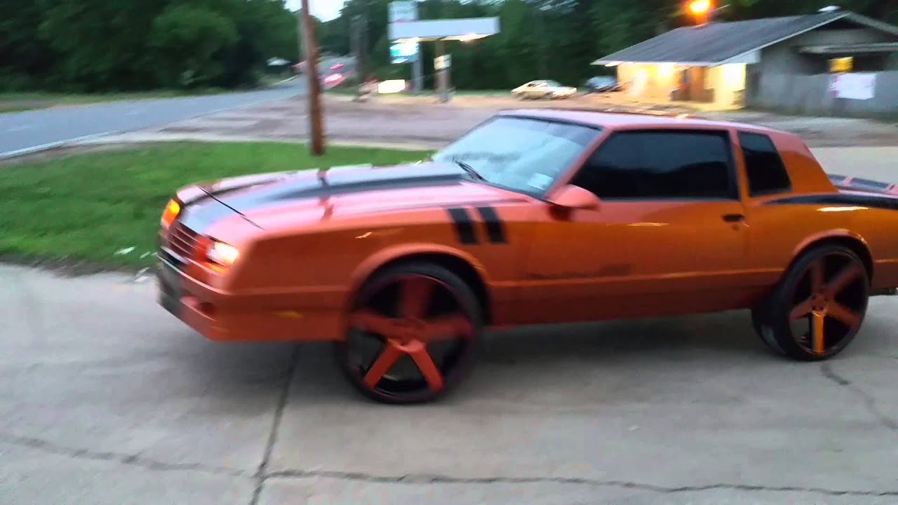 Monte Carlo SS on 24s - YouTube