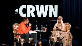 Nicki Minaj Tidal  / CRWN Interview