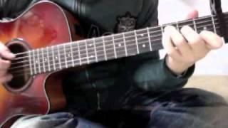RYTHEMのアルバム「夢現ファクトリー」より「song for you」をソロギタ...