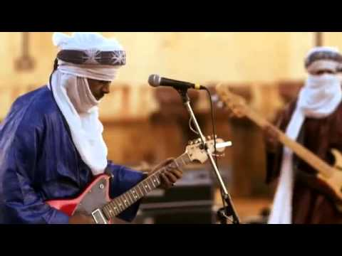 Tinariwen   Recorded in Gothenburg Sweden in juli 2012‬- sahranews.com