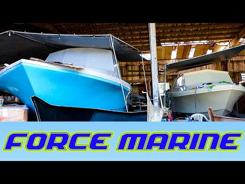 Boat Build Fishing | Force Marine Hawaii | Offshore Fishing