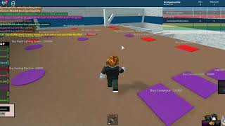 Roblox with my friend bigdawg1991