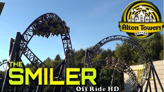 Video The Smiler Offride HD Alton Towers Resort download MP3, 3GP, MP4, WEBM, AVI, FLV November 2017