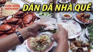 Món ngon miền tây đãi khách phần 2: Bữa cơm gia đình #namviet