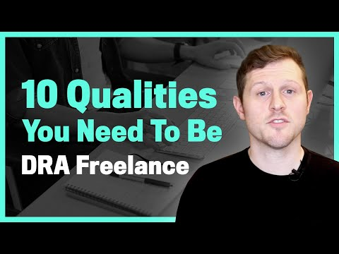 10 Qualities you need to be a Design Recruitment Agency freelance designer