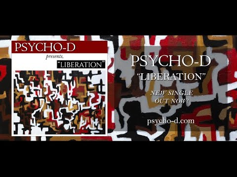 """PSYCHO-D - """"Liberation"""" (OFFICIAL TRACK PREMIERE 2021)"""