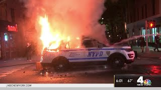 More Than 600 Protestors Arrested, Dozens Of NYPD Officers Injured As Protests Continue Across NYC
