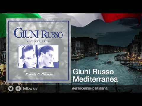 Giuni Russo - Mediterranea - Il meglio della musica Italiana