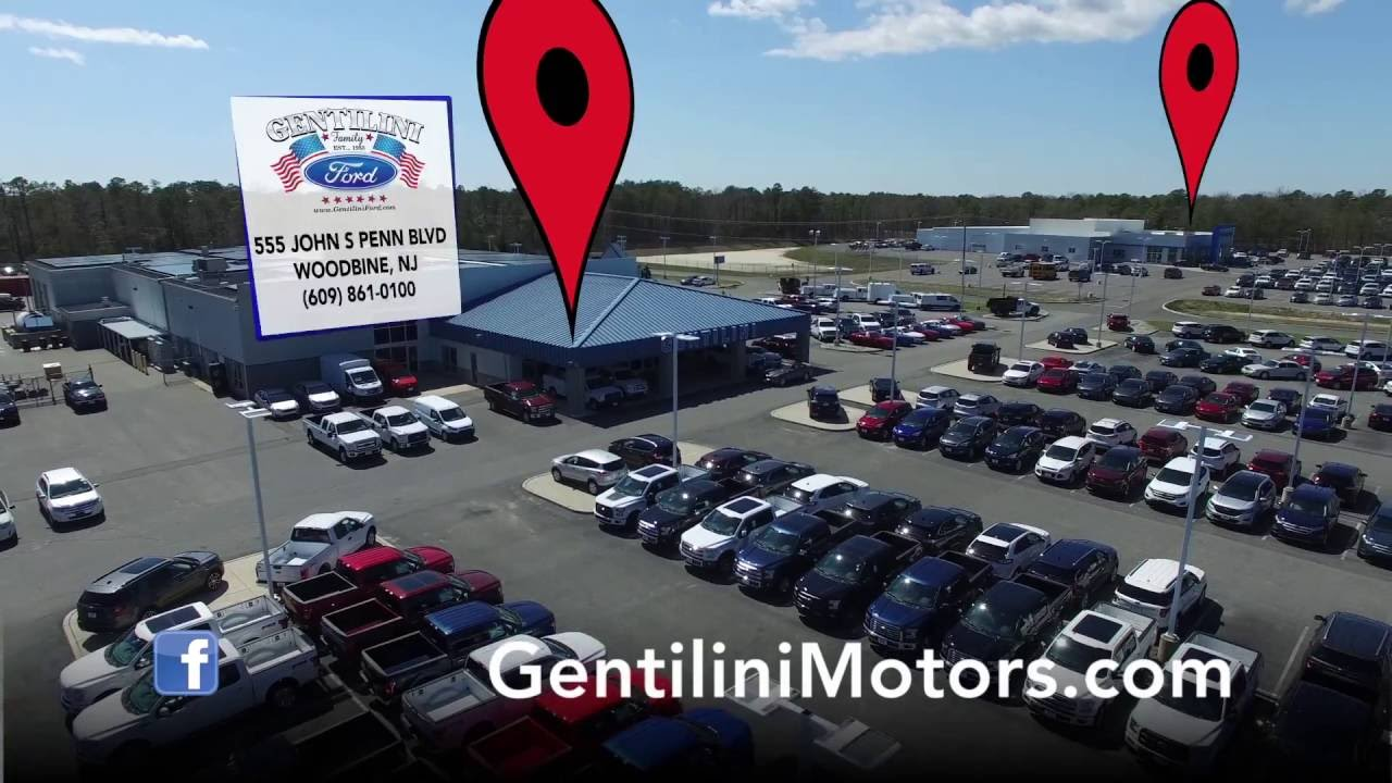 south jersey ford chevy dealer gentilini motors woodbine nj youtube. Black Bedroom Furniture Sets. Home Design Ideas