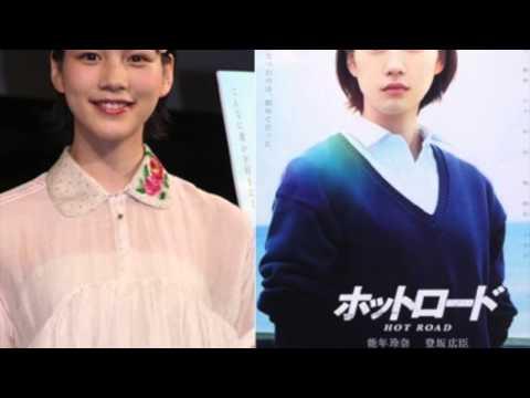 【能年玲奈】「ホットロード」で初の茶髪姿に 主題歌は尾崎豊の「OH MY LITTLE GIRL」