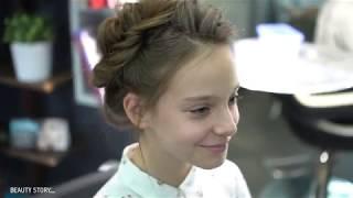Техника плетения кос. Мастер-класс для мам и их дочерей