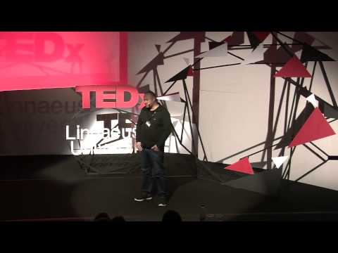 The future of music | Daniel Johansson | TEDxLinnaeusUniversity