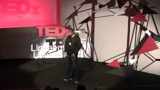 The future of music   Daniel Johansson   TEDxLinnaeusUniversity