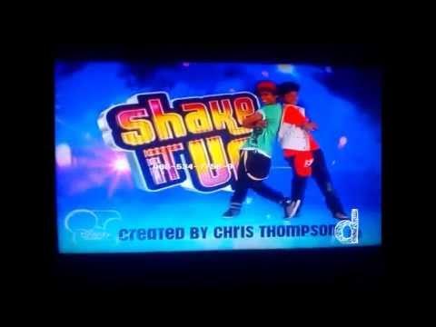 Shake It Up India Tittle Track Original !