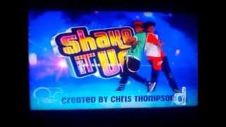 Shake It Up India Tittle Track Original !