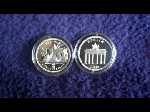 Silver - German bullion directly from the mint