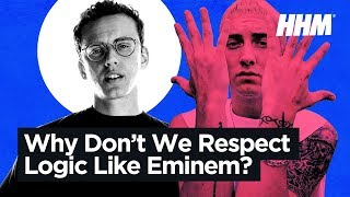 Why Doesn't Hip Hop Respect Logic Like Eminem?