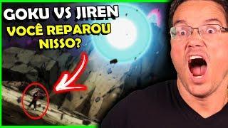 GOKU VS JIREN: DETALHES DA LUTA (Que você não viu) Analise Preview EP 109 DB Super