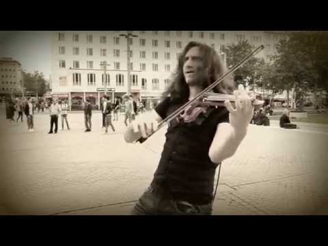 Led Zeppelin - Kashmir violin cover by Michael Shulman