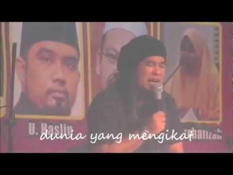 Daqmie feat Dendang Anak (LIVE Acara Ustaz Sayang Anda)
