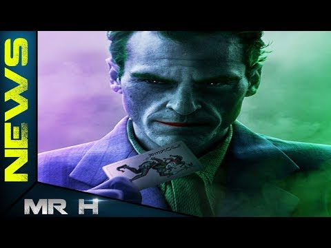 Joker Origin Movie Details REVEALED By Joaquin Phoenix